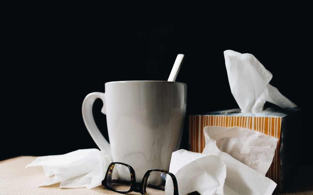 Cleaning Your House After the Flu: Out with the Old and in with the New